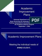 Academic Improvement Rogers
