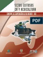Proyectos Exitosos en Pesca y Acuicultura-2007