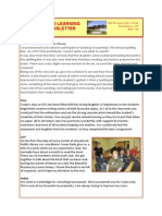 Gateway To Learning April Newsletter