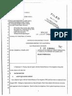Leland Yee Indicted on Bribery Corruption Charges