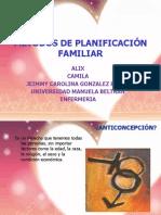 129827303 Metodos de Planificacion Familiar