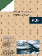Animales Acuaticos Prehistorico