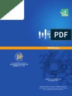 Programa Semana Economica y Financiera 2014
