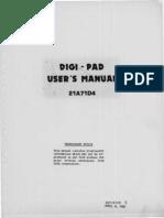 Digi-Pad 21A71D4