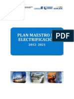 Plan de Expansion de Transmision 2012-2021