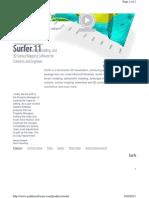 Golden software brochure