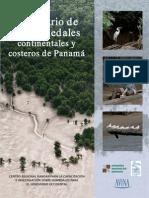Inventario Humedales Panama