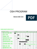 OSH PLAN