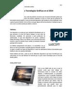 Nuevas Tecnologías Gráficas en el 2014 autor José Loor