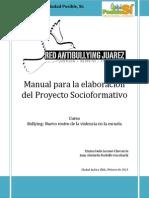 4 Manual Proyecto Formativo Bullying