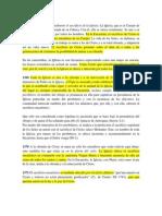 Exposicion de Derecho Catecismo 1368-1387