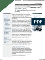 HP Environment