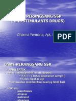 CNS Stimulants Drugs-Dharma2013