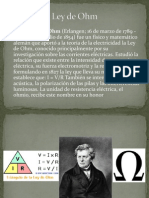 Ley de Ohm Diapositivas Lab de Fisica III - Copia