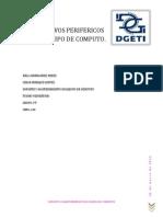 Dispositivos Perifericos de Un Equipo de Computo