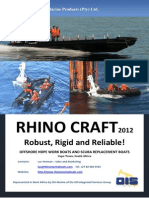 Rhino Craft Brochure