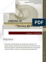 3. Unidad III-tecnica de Pellizco - Ceramica I_2013