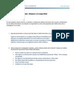 10.1.1.7 Worksheet - Security Attacks