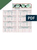 copy of u16a fixtures