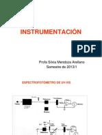 Instrumentación IR RMP y EM