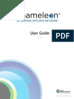 Chameleon User Guide for affiliation