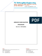 Abrasive Sand-blasting Procedure.pdf