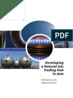 Asian Gas Hub