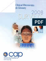 Surveys Manual Glossary
