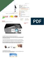 Videoproiector BenQ MX660p Open Box 9h.i5d77
