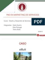 Analisis Caso El Bulli