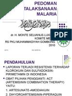 97294641 Pedoman Penatalaksanaan Malaria