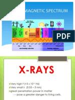 Xray and Gamma Ray