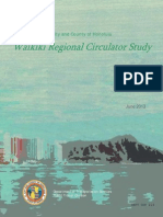 Waikiki Regional Circulator Study