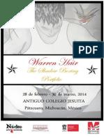 Warren Hair_The Shadow Boxing Portfolio, 2014