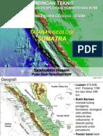 Tektonik Sumatra PSDG