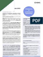 Executive Summary LinkedIn Italy LATEST 040912