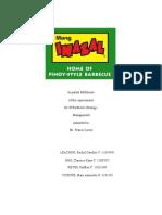 target market of mang inasal