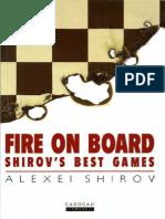 Alexei Shirov - Fire on Board