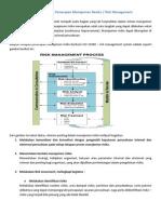 Tahapan Penting Penerapan Manajemen Resiko - Risk Asessment