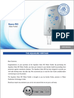 AquaSure Nano RO From Aquaguard Water Filter