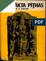 The Sakta Pithas - D.C. Sirkar