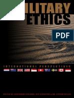 Military Ethics