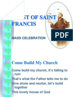 Franciscan FEAST Day