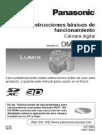 Panasonic Lumix DC-FZ72 Basic Vqt5b84