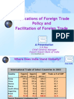 implicationofforeigntradepolicy-131009100027-phpapp02