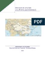 Indrumar Afaceri China