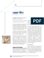 Cu Wire Bonding
