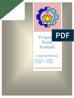 Proposal Kerja Praktek Telkomsel