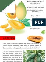 La Papaya y Calabaza