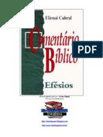 Elienai Cabral Comentario Biblico Efesios